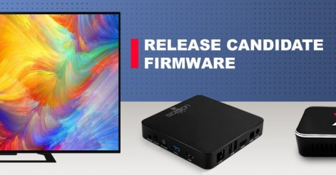 RC Firmware Update v0.3.8 for Ugoos AM6 & Cube X2/X3 models