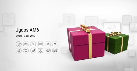 Ugoos AM6 TV Box Pre-release