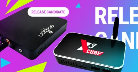 RC Firmware Update v0.3.6 for Ugoos AM6 & Cube X2/X3 models
