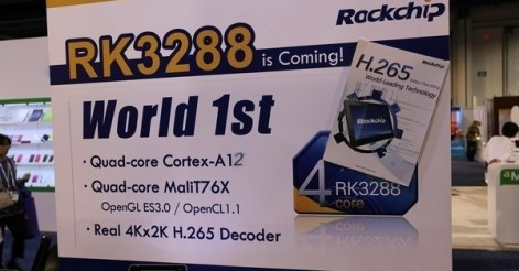 RK3288 - New SoC from Rockchip