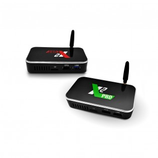 X2 TV Box Family Series Devices based on Android 9.0